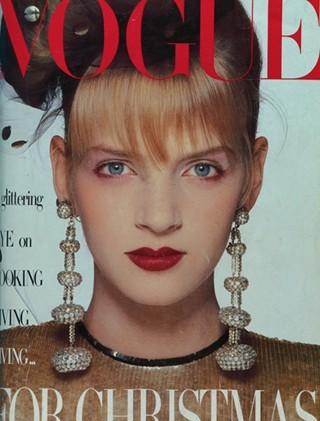 История глазами обложки Vogue (Британия). Изображение № 48.