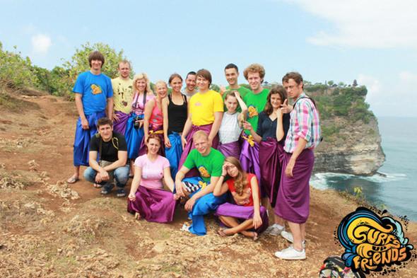 SurfsUpFriends - серфинг лагерь на Бали в ноябре. Изображение № 10.