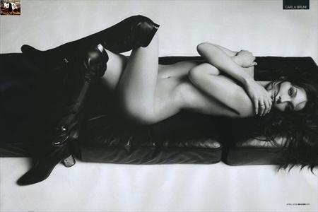 Carla Bruni. Изображение № 4.