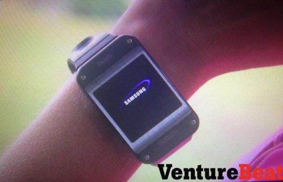Опубликованы первые фотографии смарт-часов Samsung. Изображение № 1.
