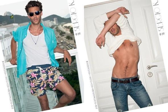 Мужские кампании: Calvin Klein, Sergio K и другие. Изображение № 16.