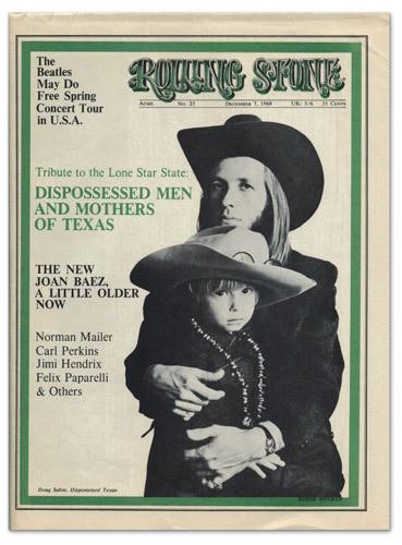 "Изображение 52. Выставка: Барон Уолмен ""The Rolling Stone Years"".. Изображение № 52."