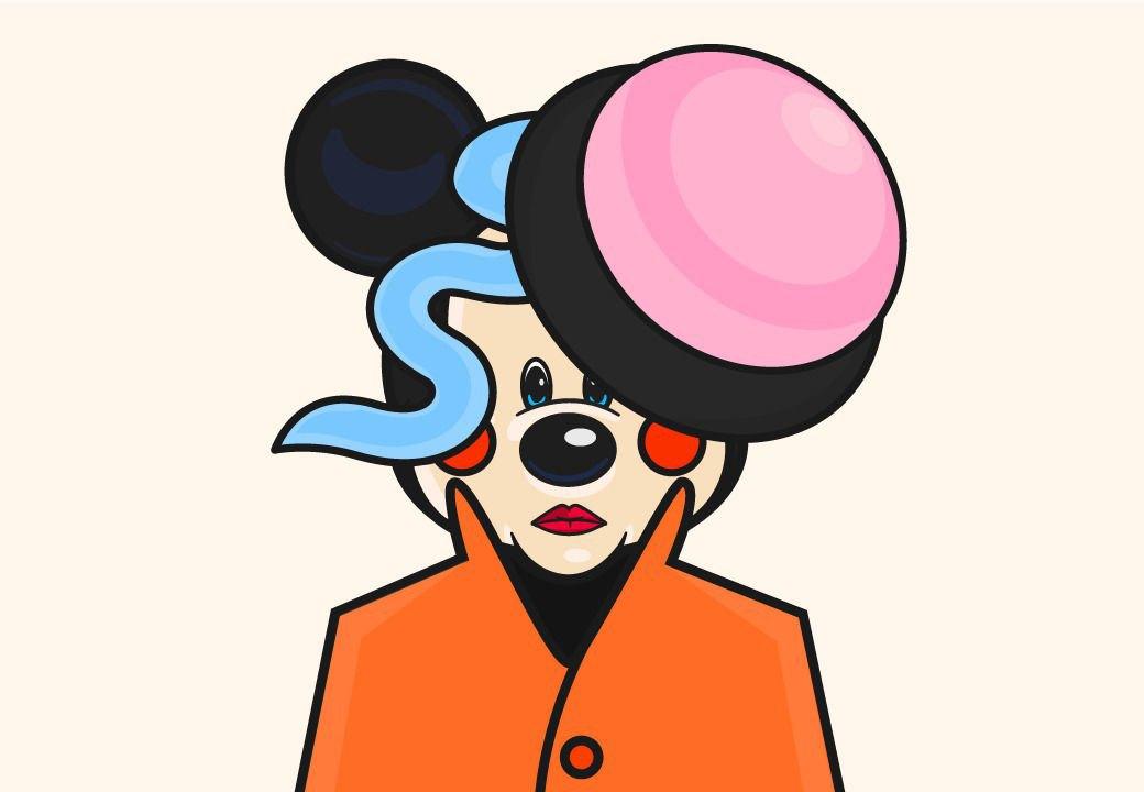 Почему Карл Лагерфельд неснимает очки, аСьюзи Менкес носит чуб. Изображение № 49.