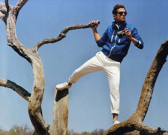 Кампания: мужская коллекция Louis Vuitton SS 2012. Изображение № 11.