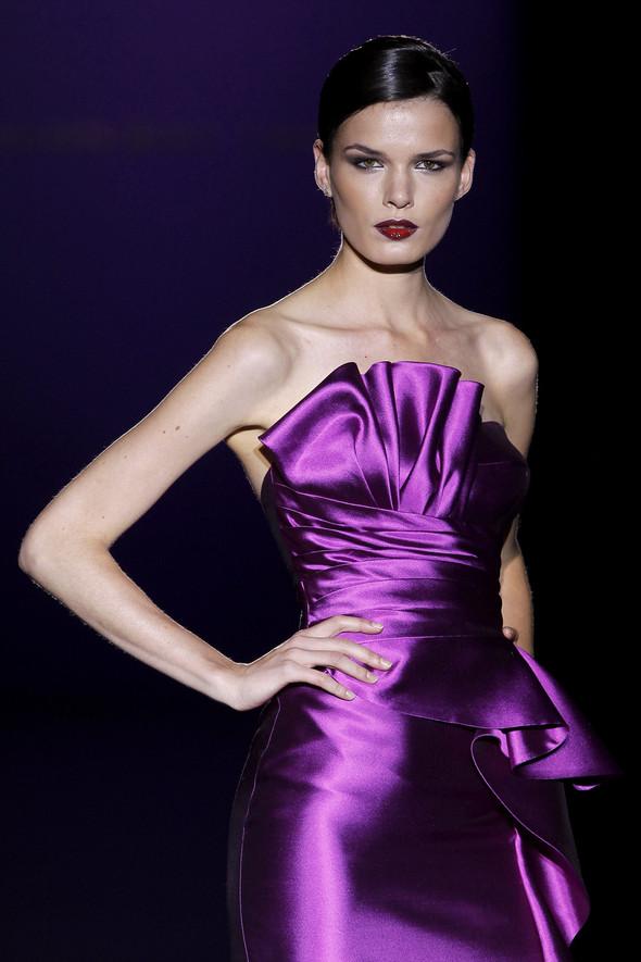 Madrid Fashion Week SS 2012: Hannibal Laguna. Изображение № 9.