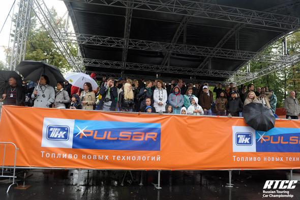 ТНК Racing Team: борьба со стихией на пятом этапе чемпионата России. Изображение № 3.