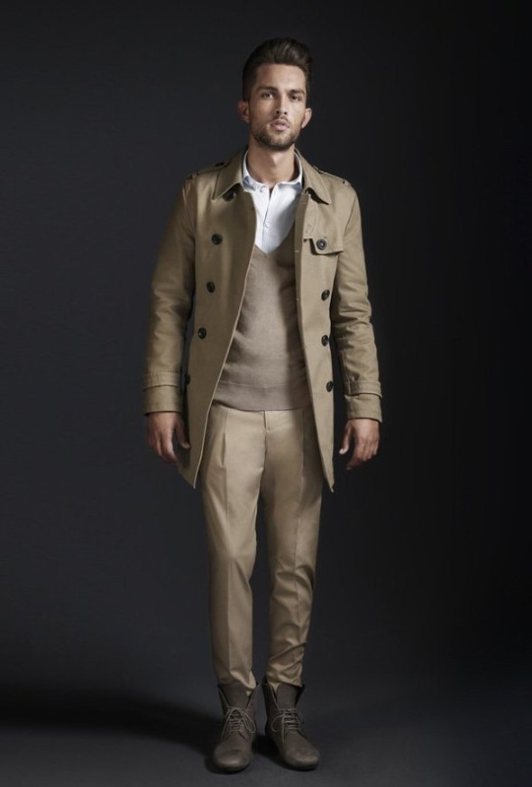 Zara Fall 2010. Menswear. Изображение № 4.