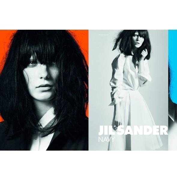 Рекламные кампании: Bershka, H&M, Jil Sander Navy и другие. Изображение № 42.