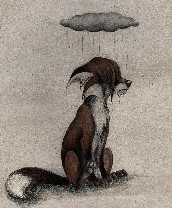 Забавные иллюстрации из жизни лисиц от Skia. Изображение № 17.