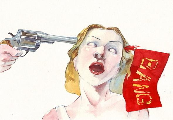 Изображение 9. Иллюстратор Reey Whaar .. Изображение № 9.