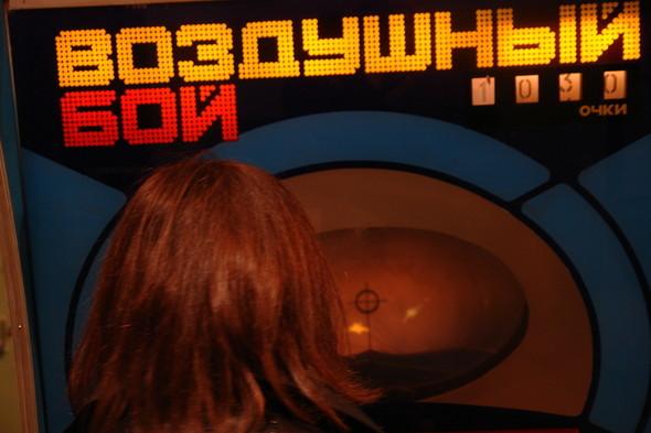 Музей работающих советских игровых автоматов. Изображение № 13.