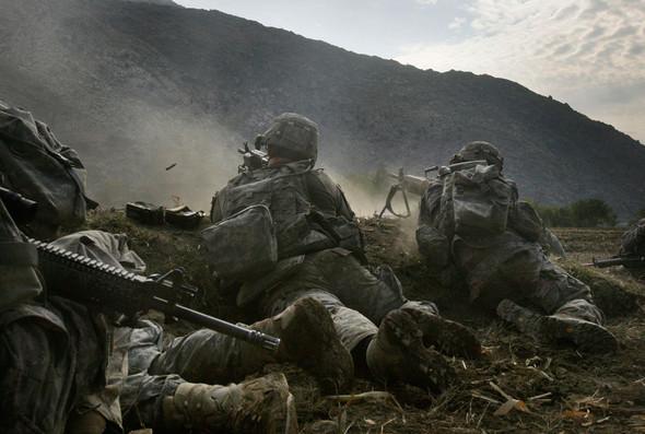 Афганистан. Военная фотография. Изображение № 165.