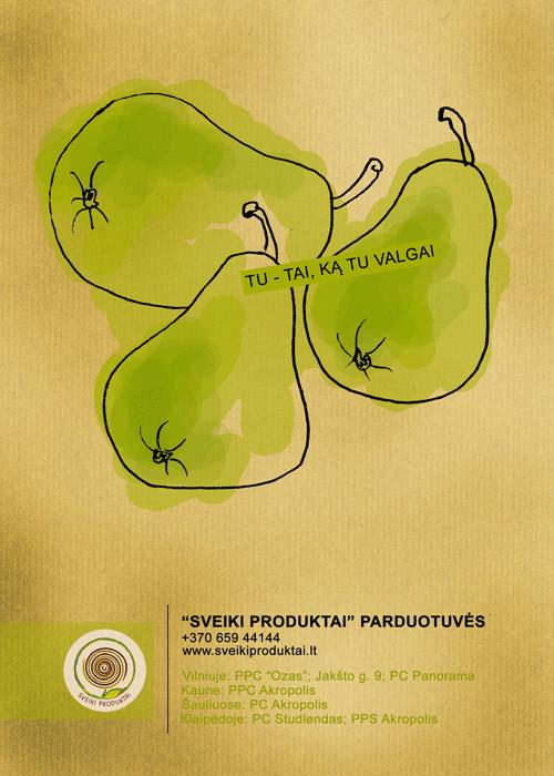 Изображение 13. Ecological shop promotion.. Изображение № 16.