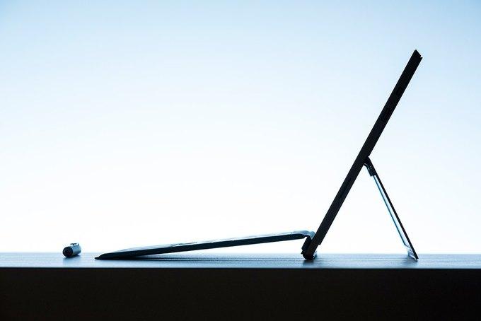 Microsoft представила гибрид планшета и ноутбука Surface Pro 3. Изображение № 4.