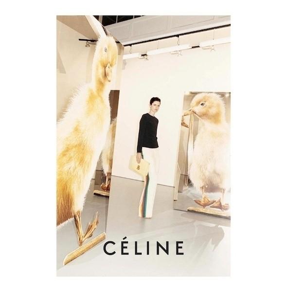 Изображение 10. Рекламные кампании: Celine, Marc Jacobs, Miu Miu и другие.. Изображение № 10.