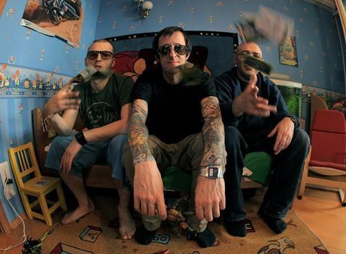 Новый альбом группы «Кровосток» — «Студень». Изображение № 1.