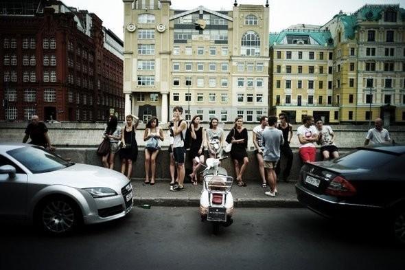 Изображение 25. Меловой круг Москвы.. Изображение № 32.