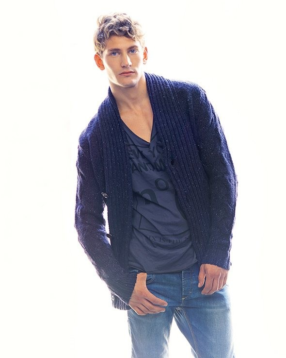 Лукбук: Bershka September 2011 Menswear. Изображение № 8.