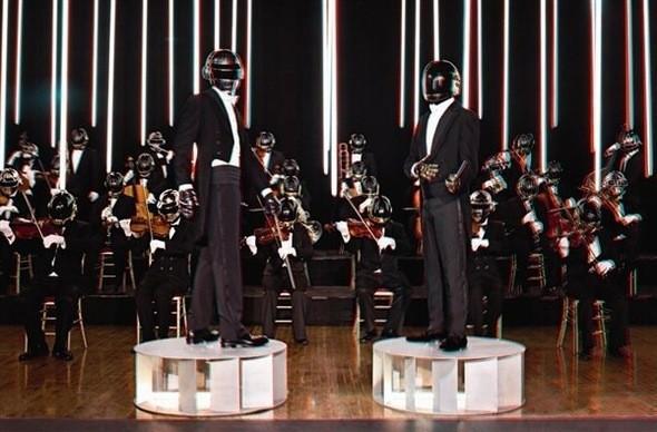 Daft Punk в 3D, Dazed & Confused. Изображение № 23.