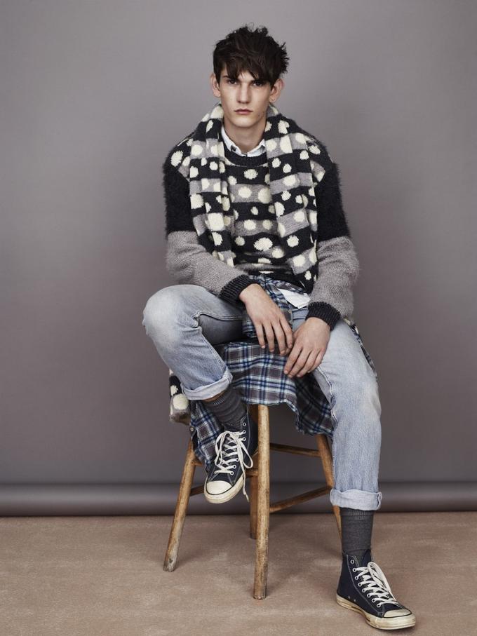 Джеймс Лонг создал свитера для Topman. Изображение № 1.