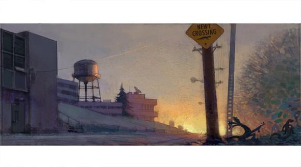 Pixar выпустили арт к отмененному мультфильму. Изображение № 8.