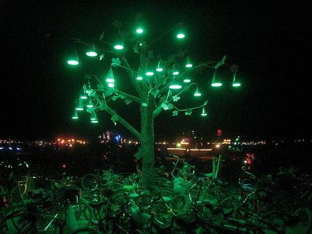 """Фестиваль """"Burning Man! """" вНеваде. Изображение № 33."""