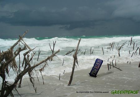 Greenpeace ads. Изображение № 9.