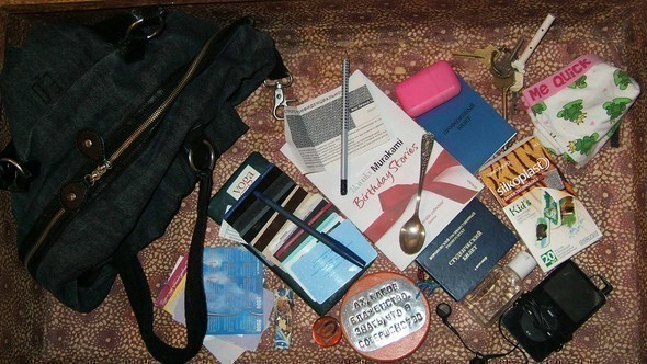 Look at Me: What's in your bag?. Изображение № 11.