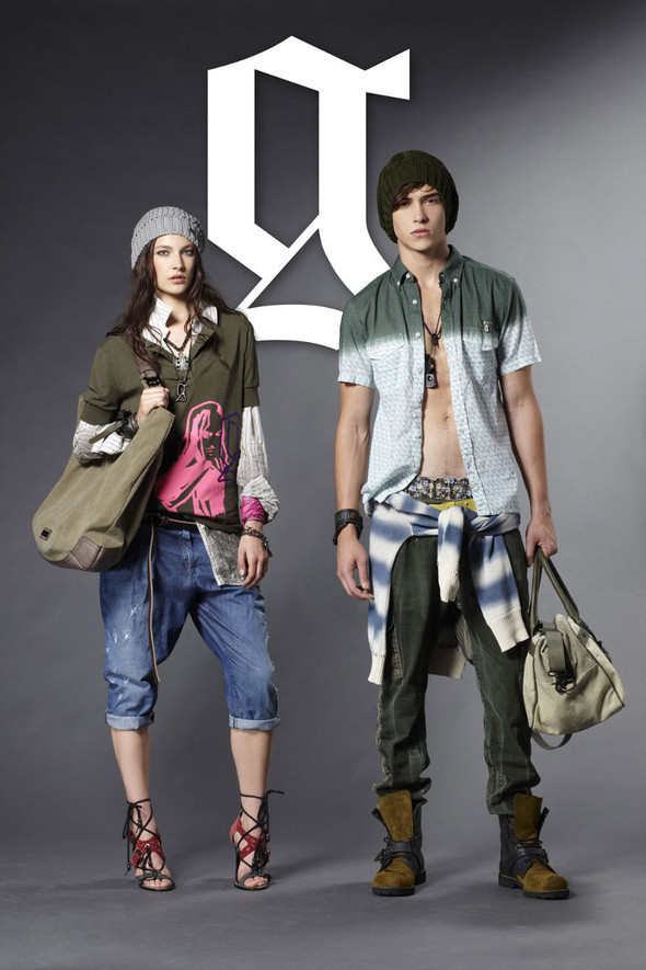 Изображение 62. Лукбуки: Asos, Burberry Black Label, Urban Outfitters и другие.. Изображение № 65.