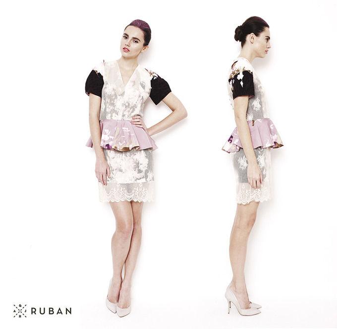 Ruban выпустили лукбук весенне-летней коллекции. Изображение № 16.
