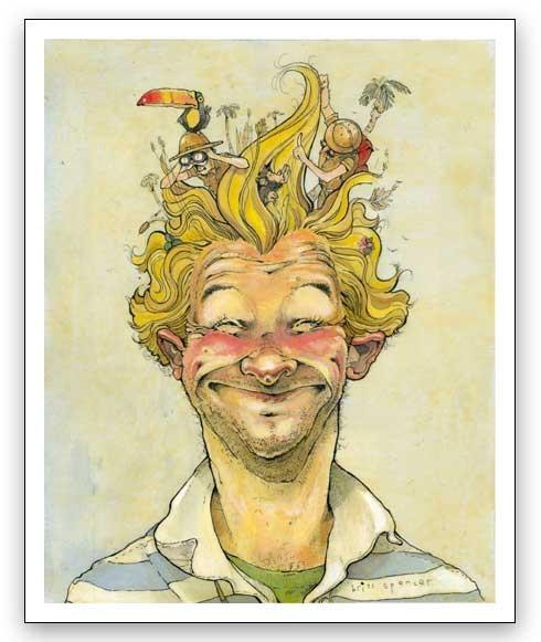 Watercolor humour. Изображение № 18.