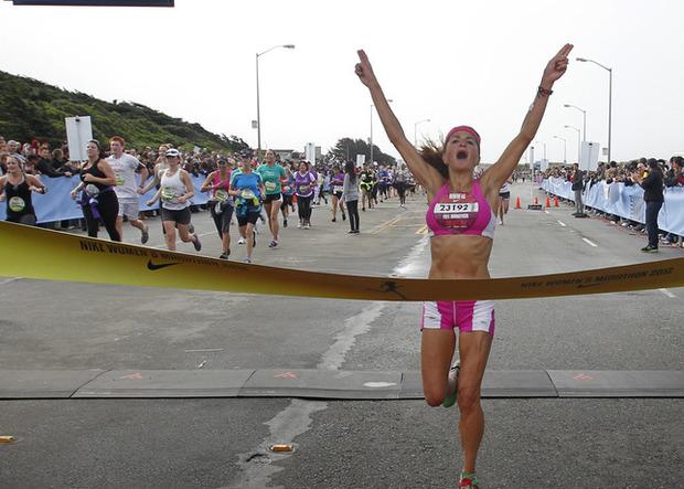 В Сан-Франциско прошел женский марафон Nike Women's Marathon 2012. Изображение № 12.