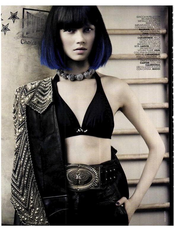 Съемки: Vogue, Numero, Tush и другие. Изображение №46.