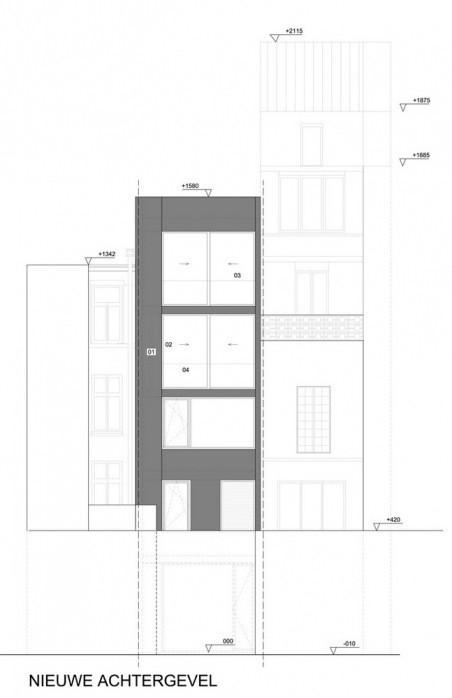 Дом для Архитекторов. Изображение № 20.