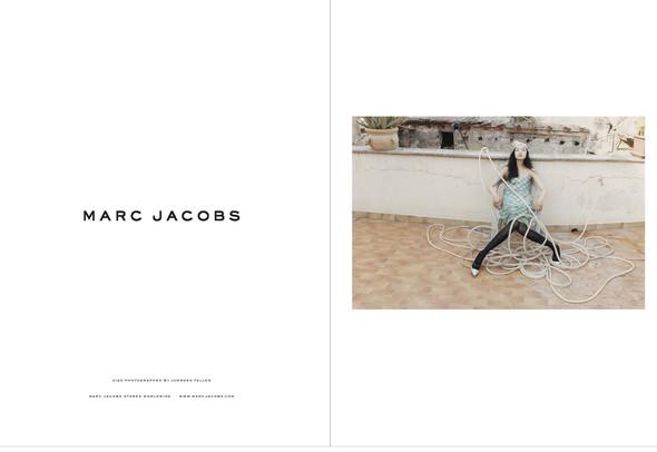 Кампания: Marc Jacobs SS 2012. Изображение № 10.
