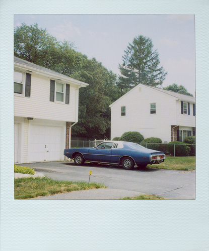 Polaroid cars. Изображение № 12.