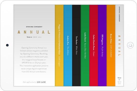 10 журналов, которые можно прочесть только на iPad. Изображение № 10.