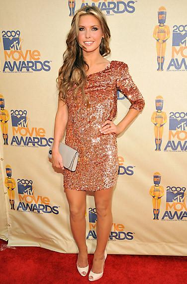 Наряды сMTV Movie Awards 2009. Изображение № 42.