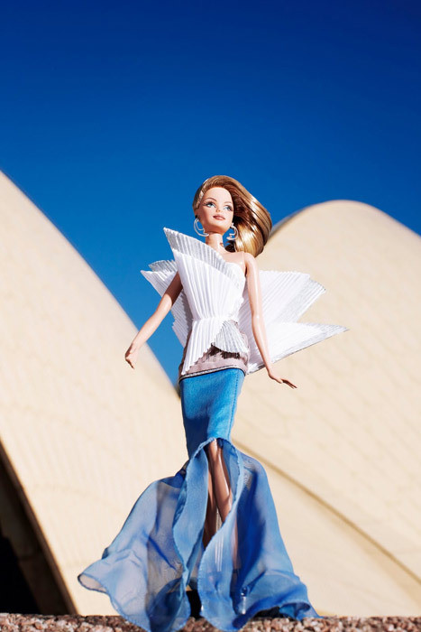 Изображение 4. Фотошоу для Sydney Opera Barbie.. Изображение № 5.