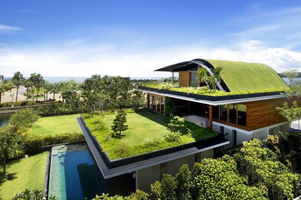 Зеленая архитектура. Изображение № 2.