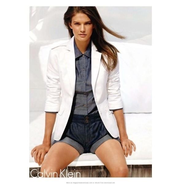 Изображение 5. Рекламные кампании: Calvin Klein White Label, Enrico Coveri и Kenzo.. Изображение № 5.