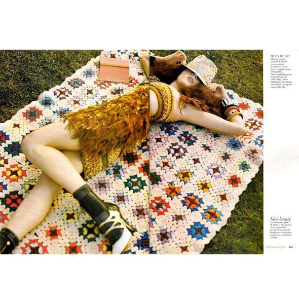 Новые съемки: i-D, Vogue, The Gentlewoman и другие. Изображение № 20.