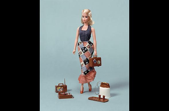 Барби – 50 лет. Изображение № 13.