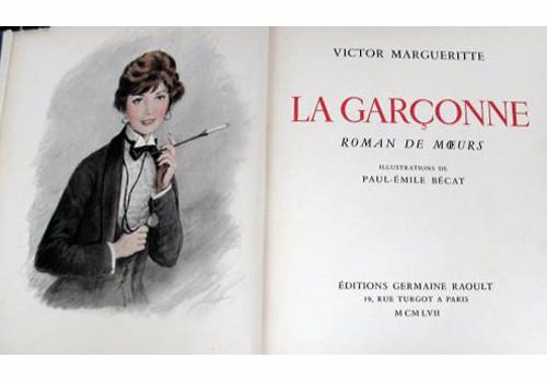 "1922 ""La Garçonne"" Victor Margueritte. Изображение № 293."