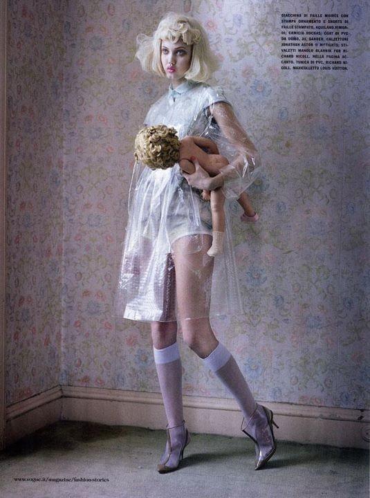 Съёмка: Линдси Уикссон в объективе Тима Уокера. Изображение № 8.