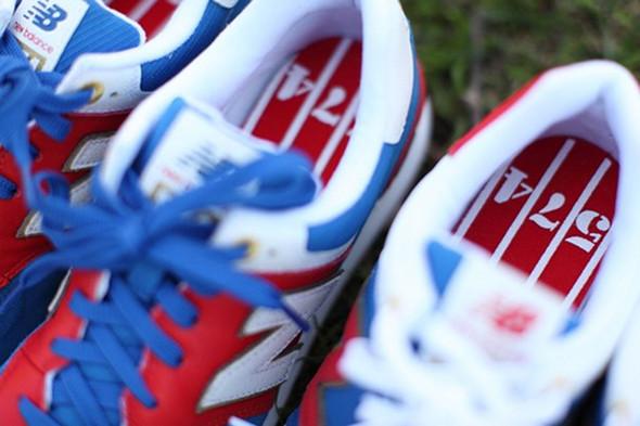 Вдохновляя поколение - олимпийская коллекция кроссовок New Balance . Изображение № 2.