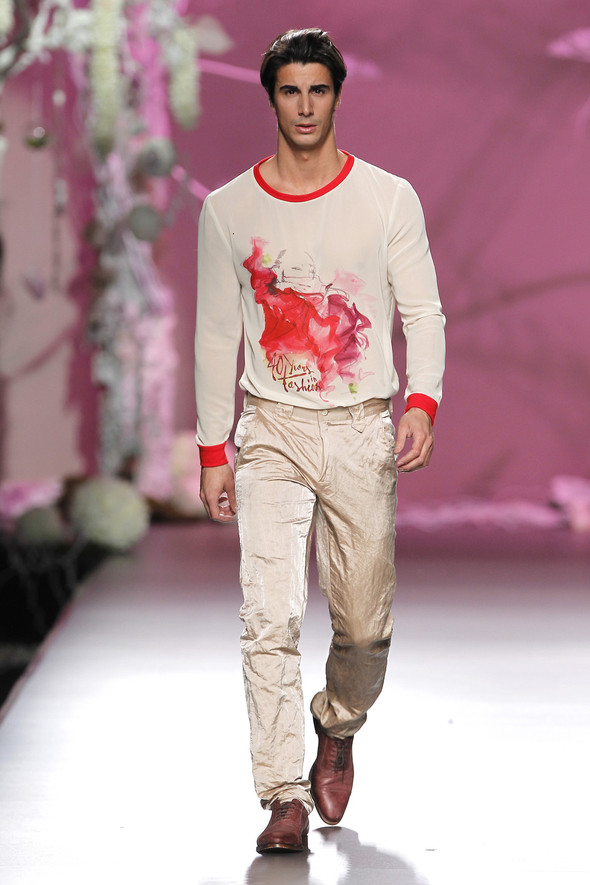 Madrid Fashion Week A/W 2012: Francis Montesinos. Изображение № 21.