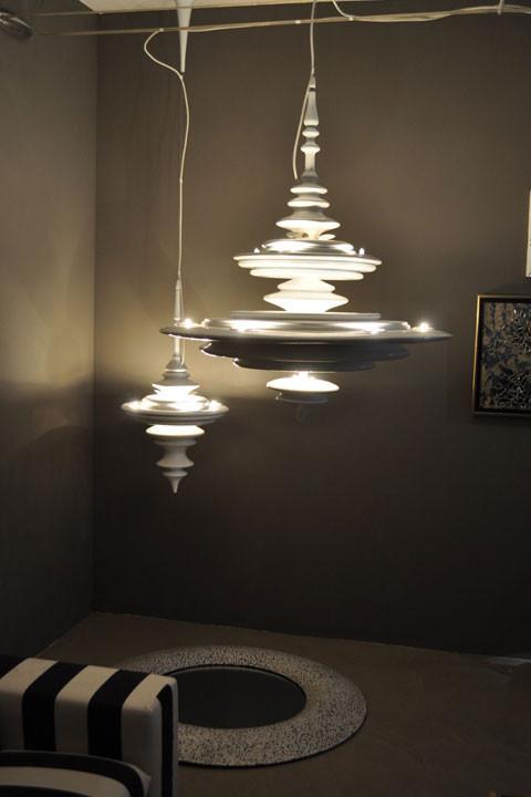 Лампы на Миланской Неделе Дизайна 2010. Изображение № 20.