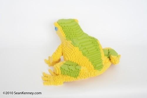 Изображение 42. Lego art: Люди, продолжающие играть.. Изображение № 42.