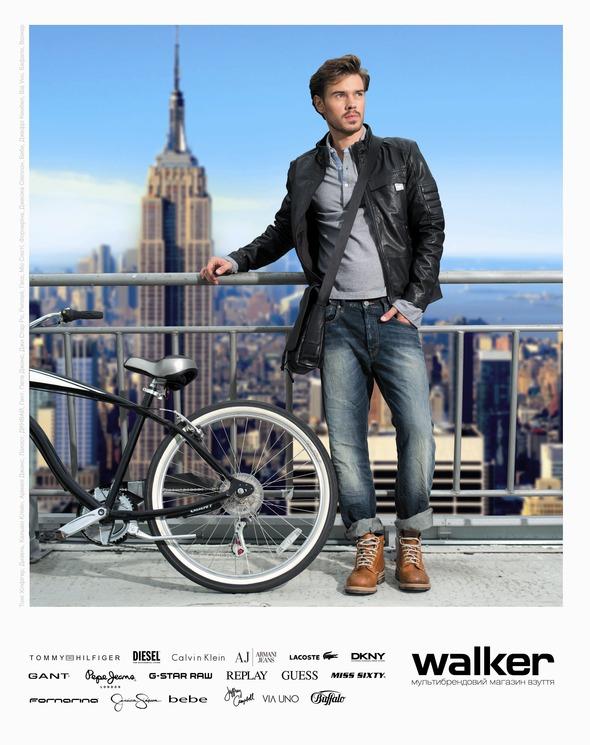 WALKER: рекламная кампания Осень 2012. Изображение № 2.